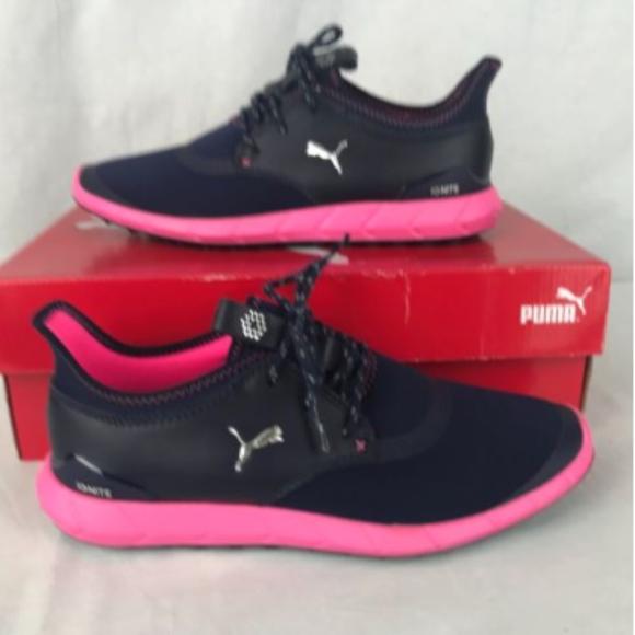 9cbcb588a9ba New Puma Ignite Womens 8 Spikeless Golf Shoes
